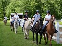 powderly meadows horseback riding in ma