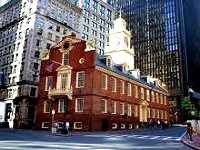 old state house public art in ma